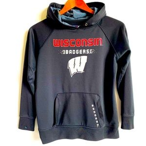 Wisconsin Badgers Youth Hoodie